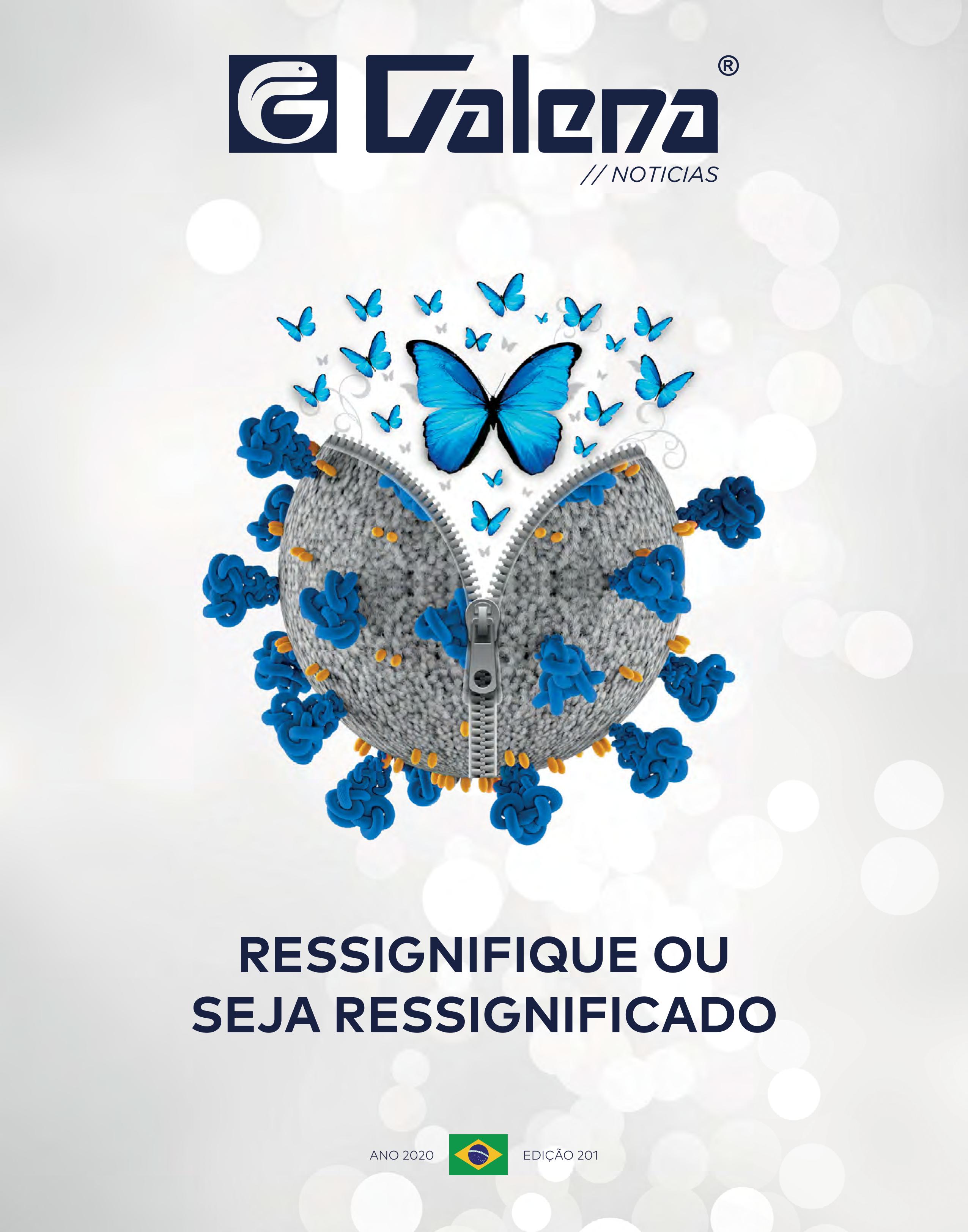 Galena - Revista 201