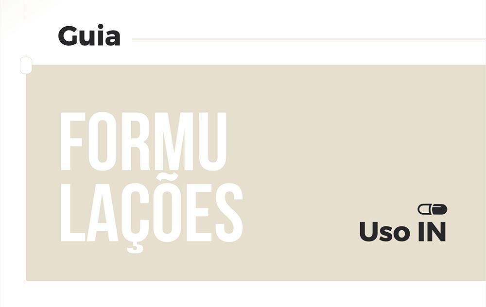 Guia de formulações